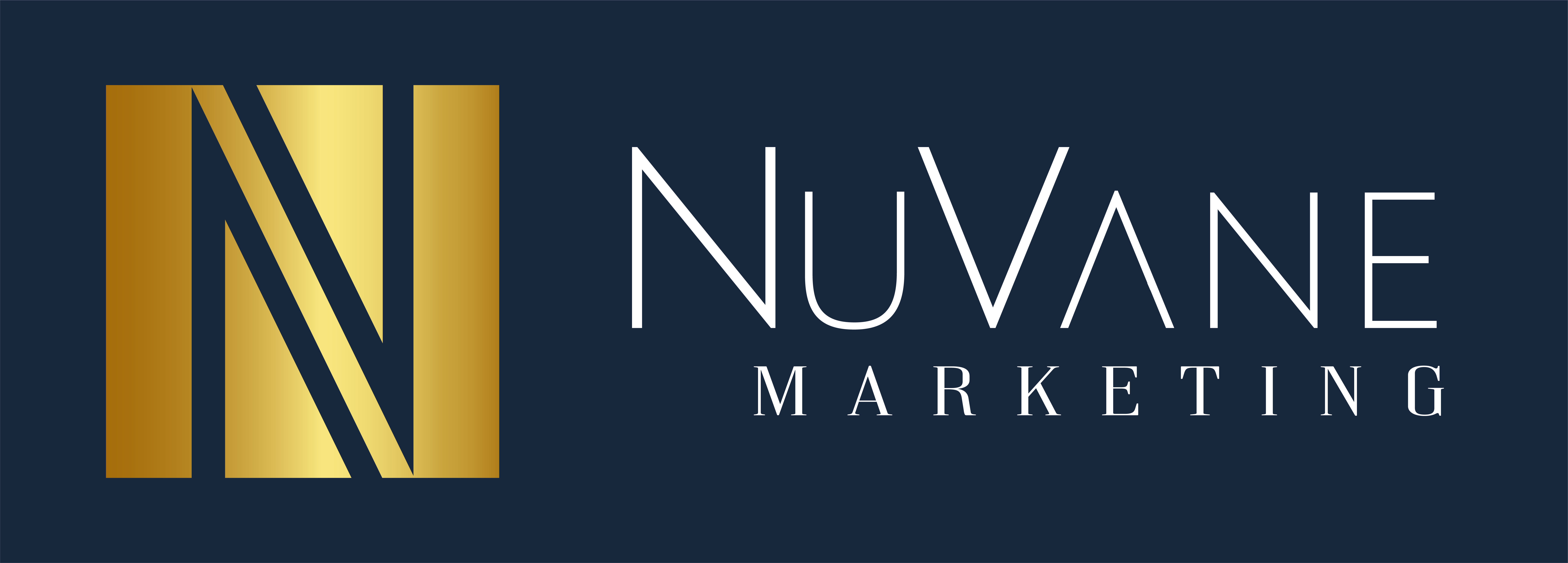 NuVane Marketing Logo